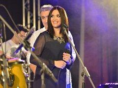 Známá zlínská zpěvačka Alice Konečná.