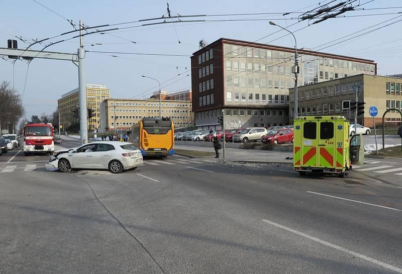 Policie hledá svědky nehody.