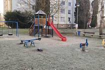 Dětské hřiště ve Zlíně