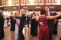 1. Reprezentační ples Baltaci.
