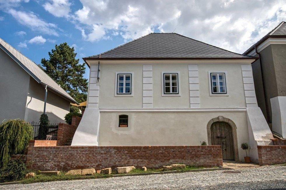 Stavební úpravy rodinného domu č. p. 260, Uherské Hradiště