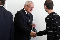 Volba rektora na Univerzitě Tomáše Bati ve Zlíně.