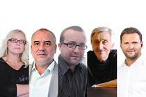 Deník vybral pět lidí ze Zlínského kraje, kteří byli letos nepřehlédnutelní