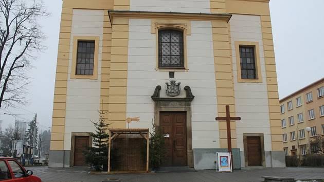 Kostel sv. Filipa a Jakuba ve Zlíně