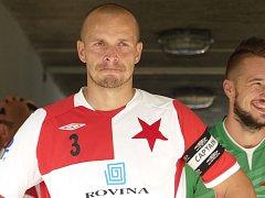 David Čep, stoper divizních fotbalistů Holešova