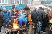Oblíbeným Lešetínským fašankem ožil v sobotu Zlín už potřinácté.