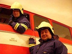 Sdružení dobrovolných hasičů Racková.