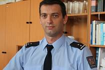 Policista Michal Salvet