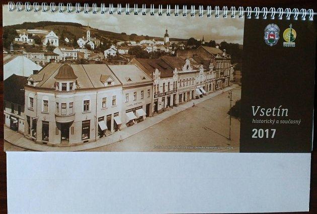 Kalendář Vsetína