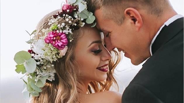 Svatební veletrh. Ilustrační foto.