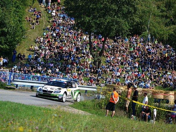 Barum Rally: 5RZ - Pindula