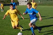 Fotbal Provodov vs. VKK. Ilustrační foto