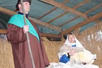 Živý Betlém ve Fryštáku