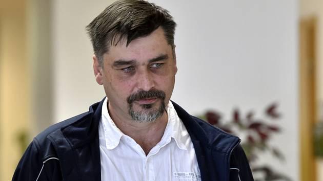 Zlínská pobočka brněnského krajského soudu začala 2. května 2019 projednávat kauzu Petra Němečka (na snímku)
