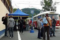 Den otevřených dveří v Dopravní společnosti Zlín-Otrokovice (DSZO)