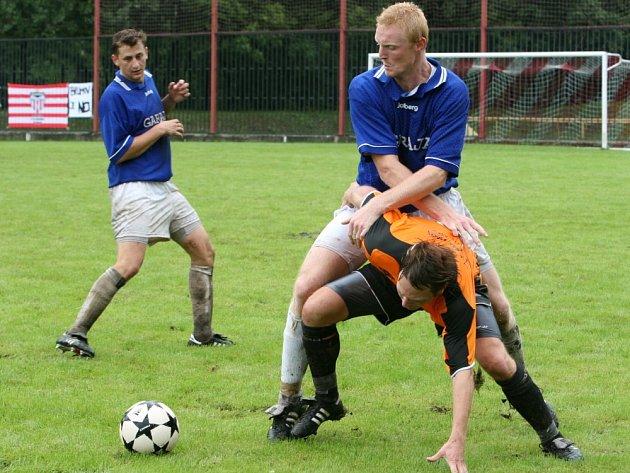Brumovští fotbalisté