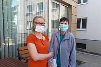 Pavlína Dostálová – aktivizační pracovnice zlínského Alzheimercentra