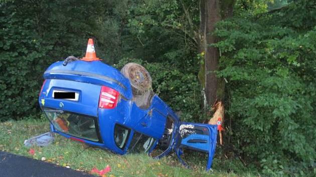 Nehoda u Vysokého pole