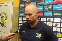 Tomáš Žižka odehraje 22. extraligový ročník.
