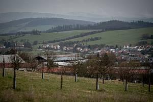 Obec Vlachovice - Vrbětice na Zlínsku.