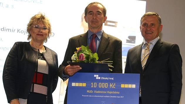 Pracovník roku ve zdravotnických službách Zlínského kraje 2017