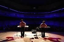 Koncert Dua Yamaha ve Zlíně.
