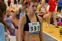 Atletka Kateřina Hálová. Ilustrační foto z roku 2013.