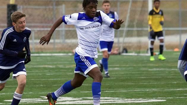 Fotbalisty divizního Strání by měl brzy posílit africký útočník s kanadským pasem Abdallah Juma.