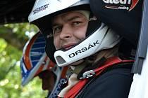Před nadcházejícím 42. ročníkem Barum Czech Rally Zlín využilo možnost testovat vozy v našem kraji řada předních jezdců.