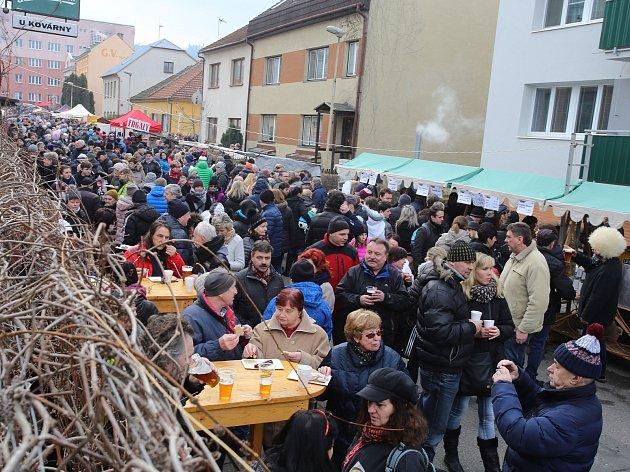 XIX. Lešetínský fašanek ve Zlíně.