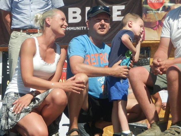 Bikerský Charity Jam v Brumově-Bylnici