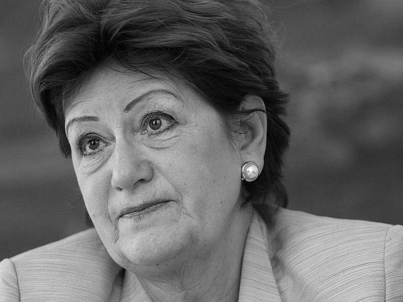 Irena Ondrová zemřela