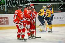 Hokejisté Zlína v úterý večer na ledě Olomouce prohráli 2:4.
