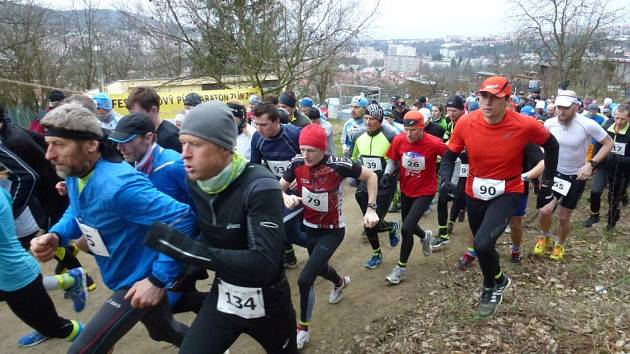 Josefský běh na zlínském Burešově