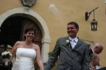 Svatby na Malenovickém hradu - 8.8.2008