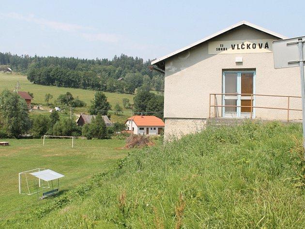 Obec Vlčková