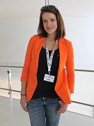Zlín film festival 2012. Andrea Kerestešová