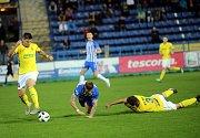Fotbal FC FASTAV Zlín - FC SLOVAN Liberec