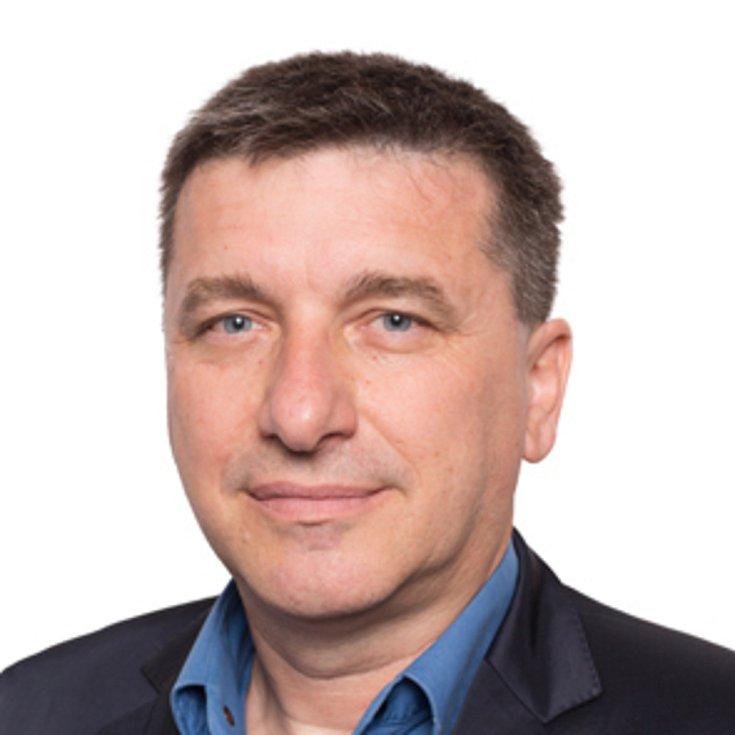Kandidát do Senátu za volební obvod: 78 - Zlín Tomáš Goláň (SEN21).