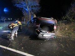 Nehoda v Lukově