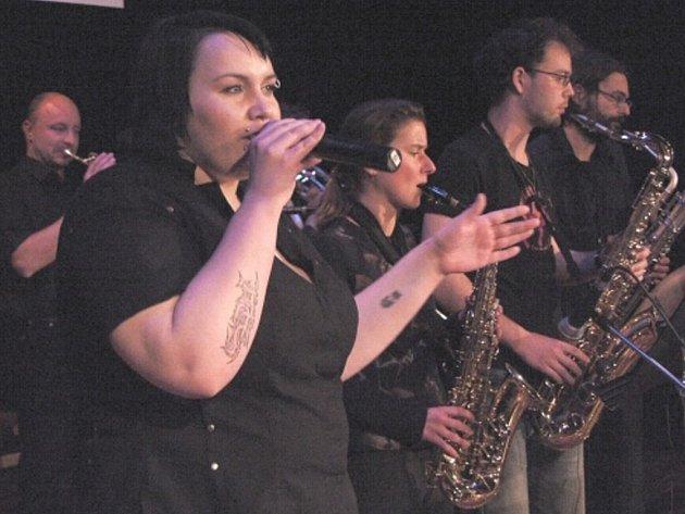 F–dur Jazzband ze Zlína