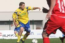 fotbal FC FASTAV Zlín B- SK Spartak Hulín