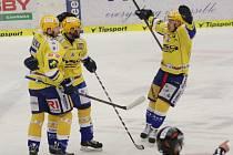 S nožem na krku v podobě vyřazení vstupovali do sobotního 6. zápasu čtvrtfinále play-off extraligy domácí hokejisté Zlína proti Kometě Brno.