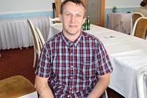 Vozíčkář Erik Fojtík si našel dobrou práci díky Nadaci Jana Pivečka ve Slavičíně, a to v rámci projektu Zkuste to s námi.