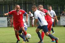 Divize E, FC Elseremo Brumov (červení) - TVD Slavičín