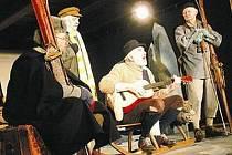 Divadlo Járy Cimrmana: Dobytí severního pólu,