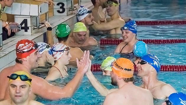 Plavecká šestihodinovka ve Zlíně