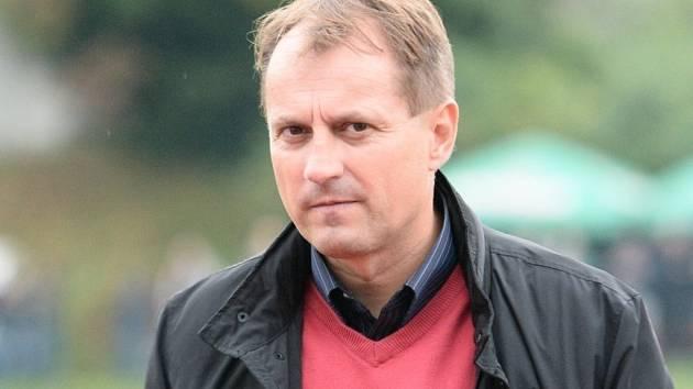 Bývalý trenér Fastavu Zlín Martin Pulpit.