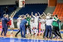 Futsalová baráž Česko - Chorvatsko