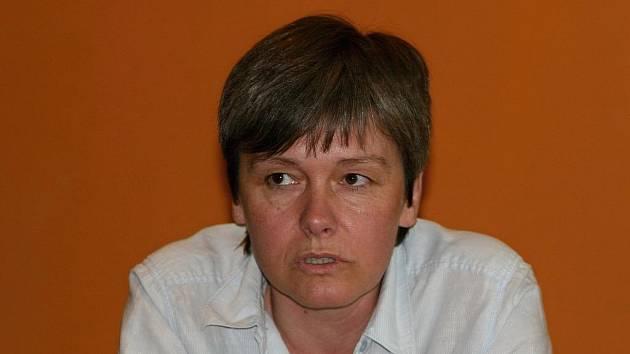 Jarmila Záhorová